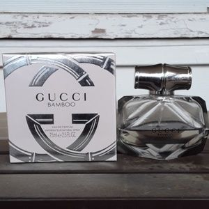 Brand New Gucci Bamboo 2.5oz Never Opened